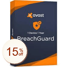 Avast BreachGuard Discount Coupon