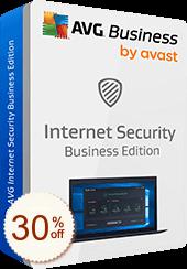 AVG インターネットセキュリティ ビジネスエディション Discount Coupon