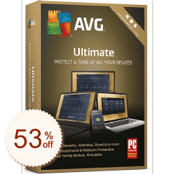 AVG Ultimate Discount Coupon