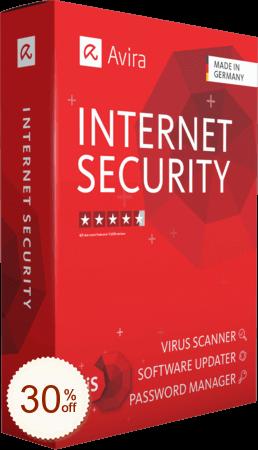 Avira Internet Security Discount Coupon