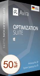 Avira Optimization Suite Discount Coupon