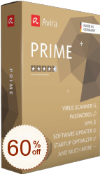 Avira Prime Discount Coupon