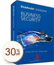 Bitdefender GravityZone Business Security Discount Coupon