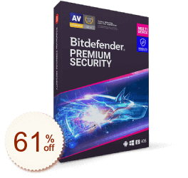 Bitdefender Premium Security Discount Coupon