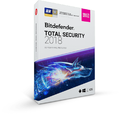 BitDefender Total Security Shopping & Trial