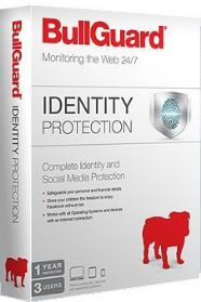 BullGuard Identity Protection Shopping & Review