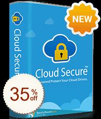 Cloud Secure Discount Coupon