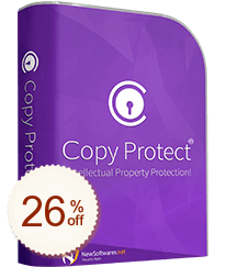 Copy Protect Discount Coupon
