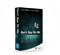 Don't Spy On Me Shopping & Trial