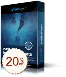 east-tec InvisibleSecrets Discount Coupon