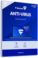 F-Secure Anti-Virus Shopping & Trial