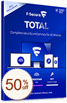 F-Secure Total Discount Coupon