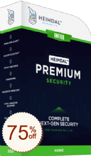 Heimdal Security Discount Coupon