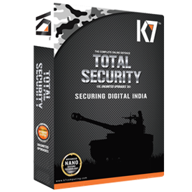 K7 Total Security Save Up to 77% Off Volume Discount