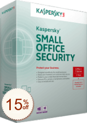 Kaspersky Small Office Security de desconto