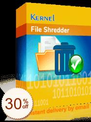 Kernel File Shredder Discount Coupon