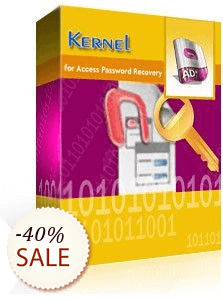 Kernel for Access Password Recovery Discount Coupon