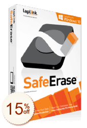 Laplink SafeErase Discount Coupon