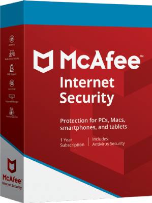 McAfee Internet Security Discount Info