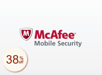 McAfee Mobile Security Discount Coupon