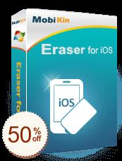 MobiKin Eraser for iOS Discount Coupon