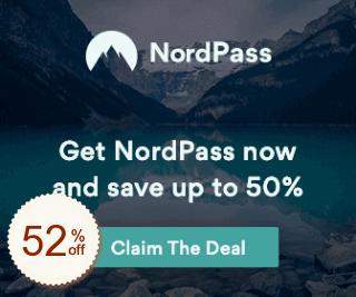NordPass Discount Coupon