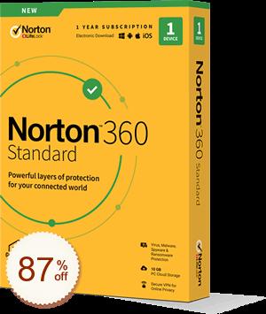 Norton 360 Discount Coupon