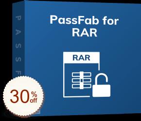 PassFab for RAR Discount Coupon