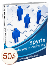 Spyrix Employee Monitoring Discount Coupon