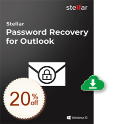 Stellar Password Recovery for Oultook Discount Coupon