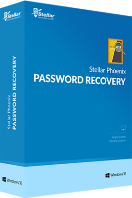 Stellar Phoenix Password Recovery Discount Coupon