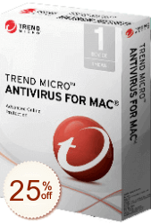 Trend Micro Antivirus for Mac Discount Coupon