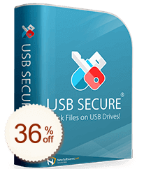 USB Secure Discount Coupon