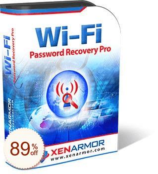 XenArmor WiFi Password Recovery Pro Discount Coupon
