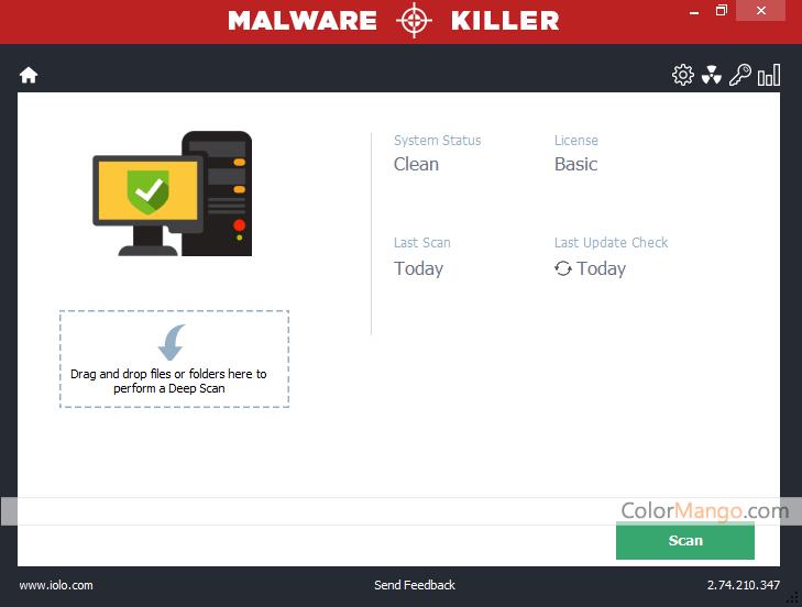 Malware Killer Screenshot