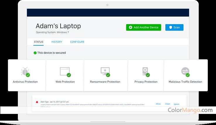 Sophos Home Premium Screenshot