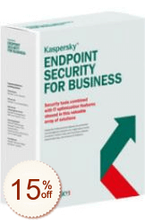 Kaspersky Endpoint Security for Business Select de desconto