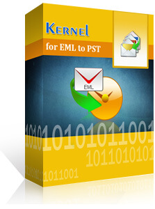 Kernel for EML to PST promo code