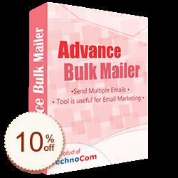 Advance Bulk Mailer Discount Coupon