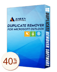 Amrev Outlook Duplicate Email Remover Discount Coupon