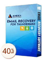 Amrev Thunderbird Email Recovery Discount Coupon