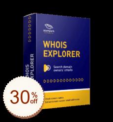 Atomic Whois Explorer Discount Coupon
