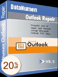 DataNumen Outlook Repair Discount Coupon