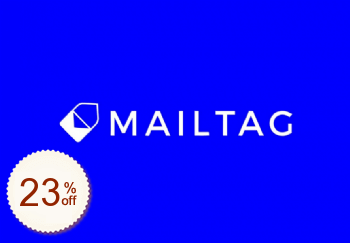 MailTag Discount Coupon