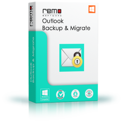 Remo Outlook Backup & Migrate Discount Coupon