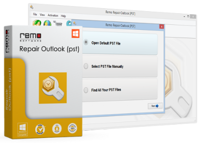 Remo Repair Outlook (PST) Discount Coupon