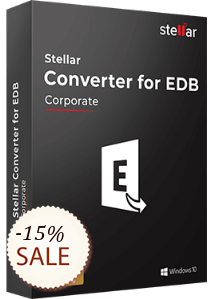Stellar Converter for EDB Discount Coupon