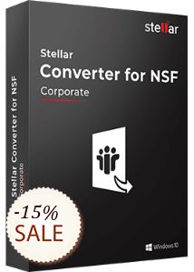Stellar Converter for NSF Discount Coupon