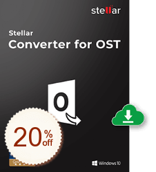 Stellar Converter for OST Discount Coupon