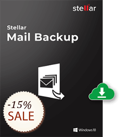 Stellar Mail Backup Discount Coupon